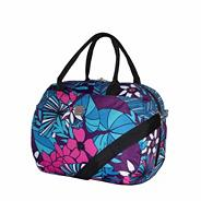 Express Hawaiian Holdall Grape/Turq