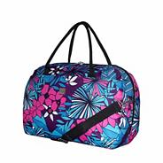Express Hawaiian Large Holdall Grape/Turq