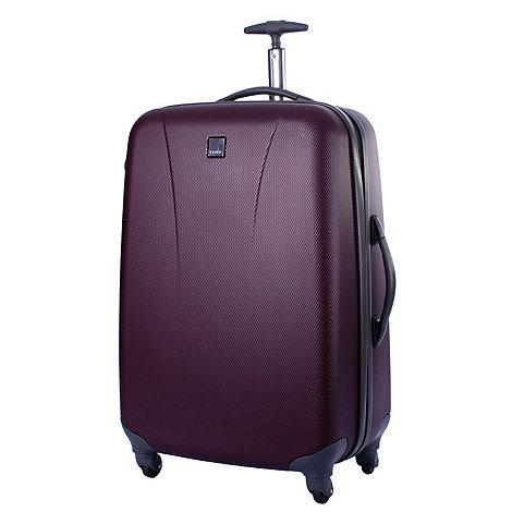 Tripp - Tripp Lite 4-Wheel Medium Suitcase Grape