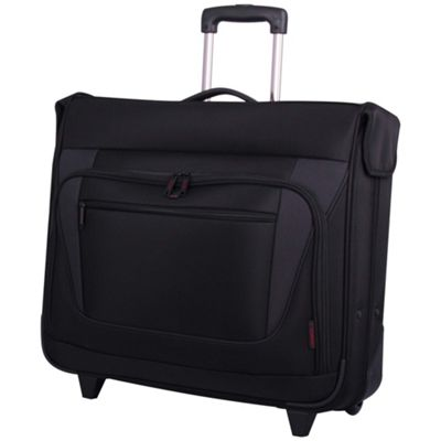 Black Technology Wheeled Suit Carrier