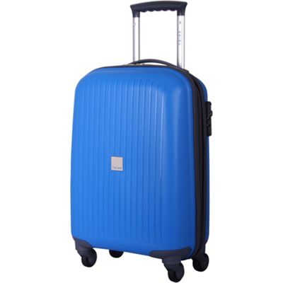 Summer Blue Holiday Lll Carry On Suitcase