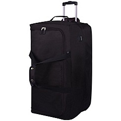 Tripp - Pillo II Large Wheel Duffle Black