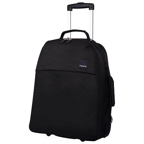 Tripp - Tripp Pillo II Backpack on Wheels Black