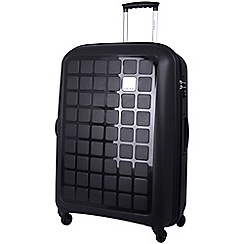 Tripp - Holiday 4 4-Wheel Large Suitcase Black