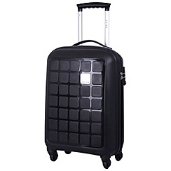 Tripp - Holiday 4 4-Wheel Cabin Suitcase Black