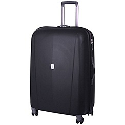 Tripp - Ultimate Lite 4-Wheel Large Suitcase Black