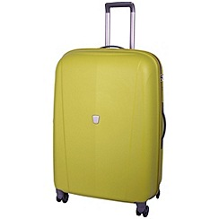 Tripp - Ultimate Lite 4-Wheel Large Suitcase Chartreuse