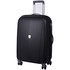 Tripp - Ultimate Lite 4-Wheel Medium Suitcase Black