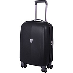 Tripp - Ultimate Lite 4-Wheel Cabin Suitcase Black