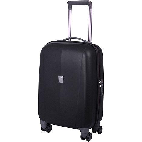 Tripp - Ultimate Lite 4-Wheel Cabin Suitcase Black