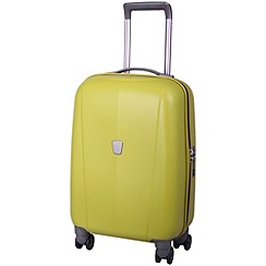 Tripp - Ultimate Lite 4-Wheel Cabin Suitcase Chartreuse