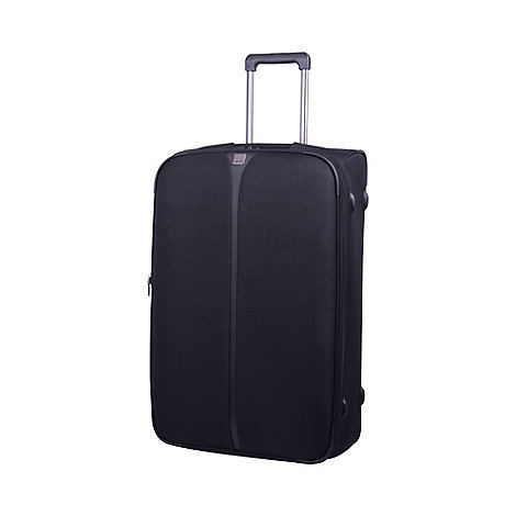 Tripp - Black +Superlite III+ 2 wheel large suitcase