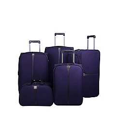 Tripp - Superlite III 2-wheel Large Suitcase in Grape