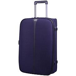 Tripp - Grape 'Superlite III' 2 wheel medium suitcase