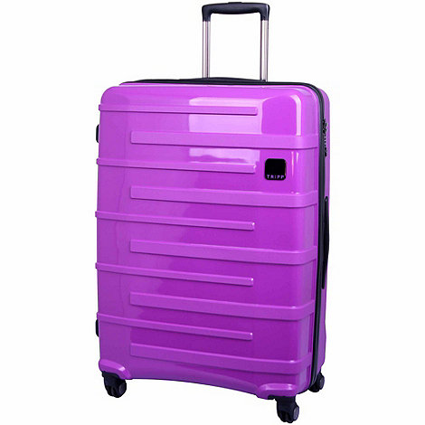 Tripp - Star Lite 4-Wheel Large Suitcase Mulberry