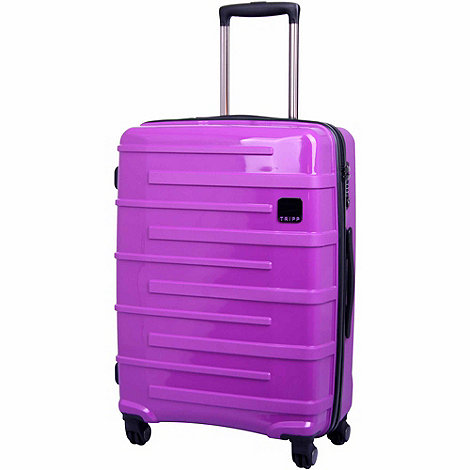 Tripp - Star Lite 4-Wheel Medium Suitcase Mulberry