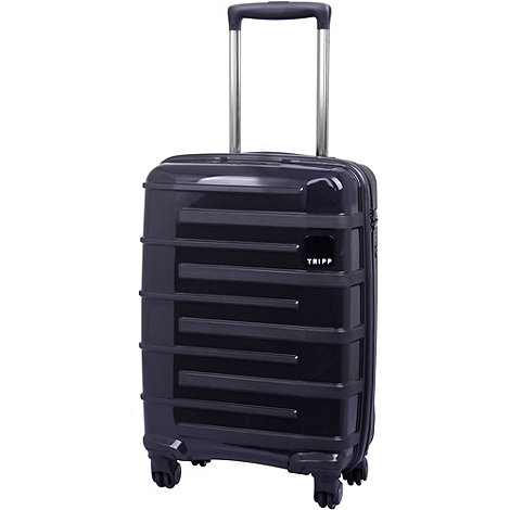 Tripp - Star Lite 4-Wheel Cabin Suitcase Black