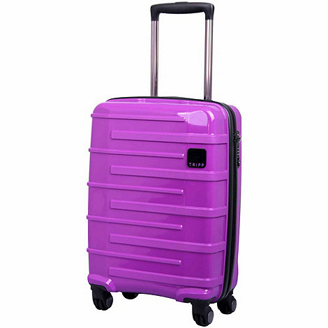 Tripp - Star Lite 4-Wheel Cabin Suitcase Mulberry