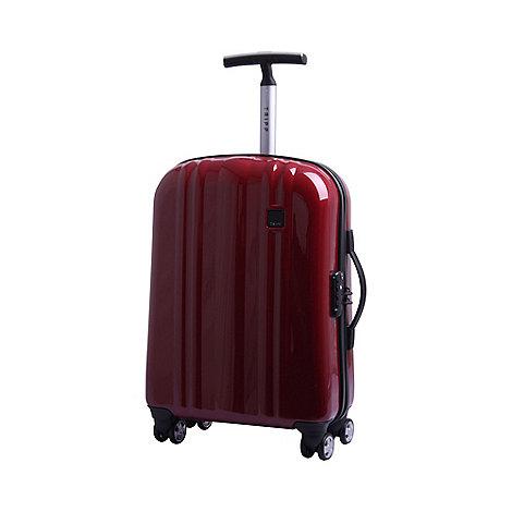 Tripp - Absolute Lite 4-Wheel Cabin Suitcase Scarlet