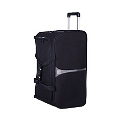 Tripp - Superlite III Large Wheel Duffle Black