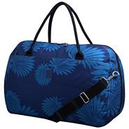 Express Fern Leaf Large Holdall Airforce blue/Teal