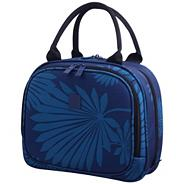 Express Fern Leaf Beauty Case Airforce blue/Teal