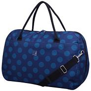 Express Dots Large Holdall Blue/Teal