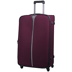 Tripp - Superlite 4-Wheel Large Suitcase in Damson