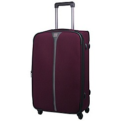 Tripp - Superlite 4-Wheel Medium Suitcase in Damson