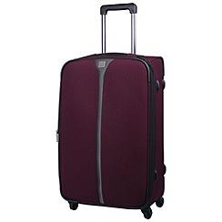 Tripp - Superlite 4-Wheel Medium Suitcase in Damson