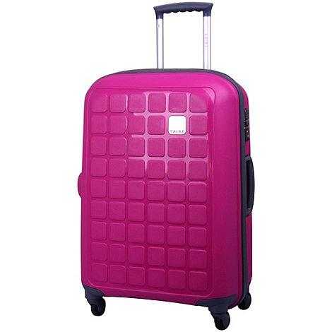 Tripp - Holiday 4 4-Wheel Medium Suitcase Magenta