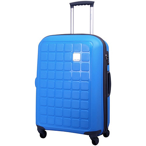 Tripp - Holiday 4 4-Wheel Medium Suitcase Azure