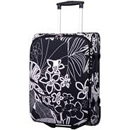 Express Tropical Cabin 2-Wheel Suitcase Black/Ecru