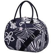 Express Tropical Holdall Black/Ecru