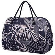 Express Tropical Large Holdall Black/Ecru