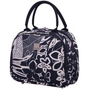 Express Tropical Beauty Case Black/Ecru