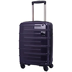 Tripp - Star Lite 4-Wheel Cabin Suitcase  Grape