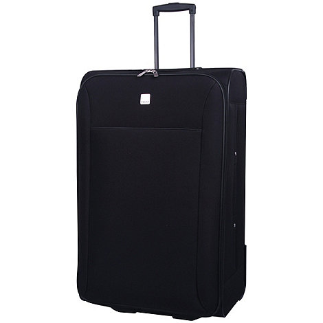 Tripp - Glide Lite II 2-Wheel Large Suitcase Black