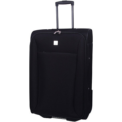 Tripp - Glide Lite II 2-Wheel Medium Suitcase Black