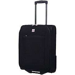 Tripp - Glide Lite II 2-Wheel Cabin Suitcase Black