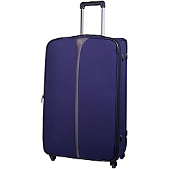 Tripp - Superlite 4-Wheel Large  Suitcase Indigo