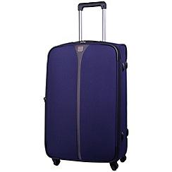 Tripp - Superlite 4-Wheel Medium  Suitcase  Indigo