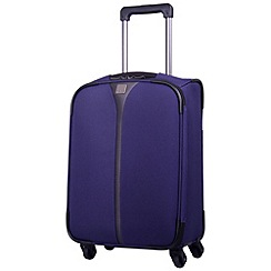 Tripp - Superlite 4-Wheel Cabin  Suitcase Indigo