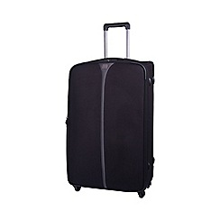 Tripp - Superlite 4-Wheel Large  Suitcase  Black