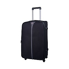 Tripp - Superlite 4-Wheel Medium Suitcase Black