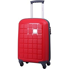 Tripp - Holiday 4 4-Wheel Cabin Suitcase Coral