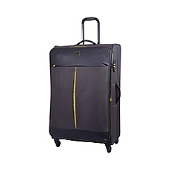 Tripp - Style Lite 4-Wheel Large Suitcase Graphite