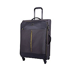 Tripp - Style Lite 4-Wheel Medium Suitcase Graphite