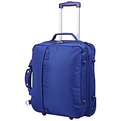 Tripp - Pillo II Cabin 2-Wheel Suitcase Indigo