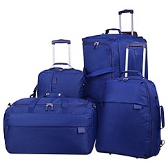 Tripp - Pillo II 2-wheel Suitcase Range in Indigo